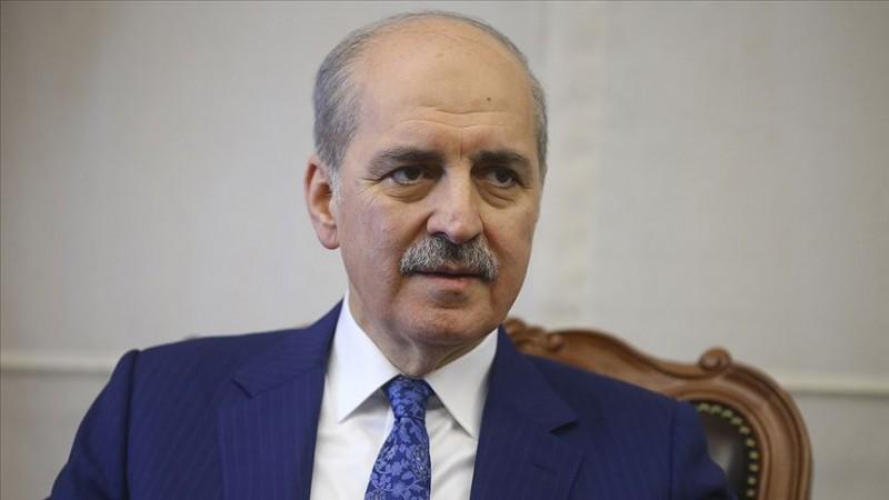 AK Parti'li Kurtulmuş, Ermenistan'ı kınadı