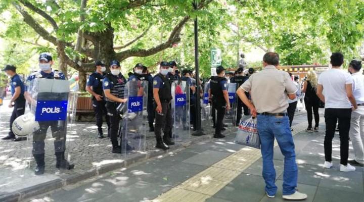 """Ankara, İstanbul ve İzmir'de avukatlardan """"çoklu baro"""" protestosu"""