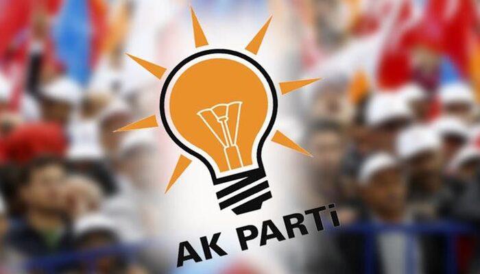 Balıkesir'de AK Parti'nin 5 ilçe başkanı istifa etti