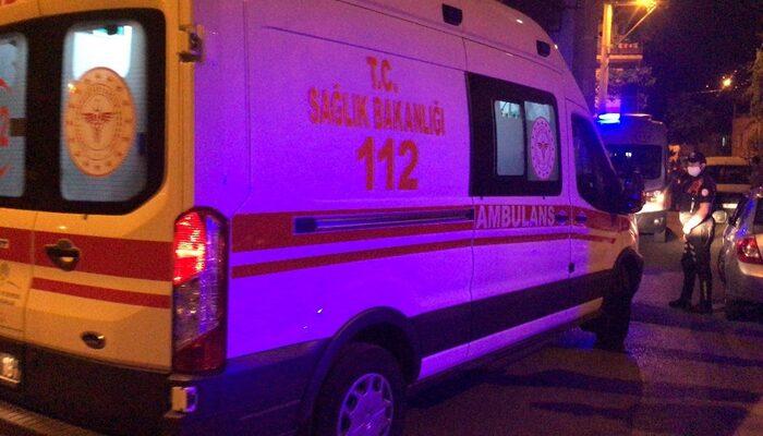Bursa'da kızıyla birlikte yaşayan kişiye ve babasına ateş açtı