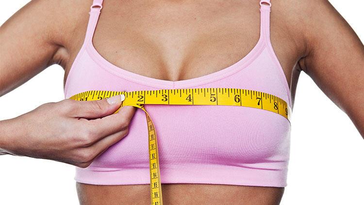 Büyük göğüsler problem yaratabilir!