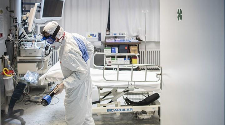 Hastanelerin yüzde 51'inde vaka arttı: Risk sürüyor, sağlık emekçileri korunmuyor