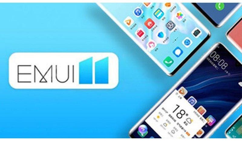 Huawei EMUI 11...