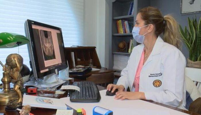 'Koronavirüsü belirtisiz geçirenlerde inme riski daha yüksek'
