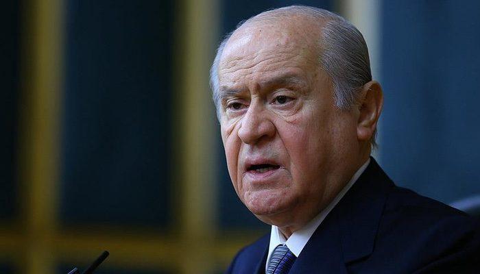 MHP Genel Başkanı Bahçeli'den Ayasofya açıklaması