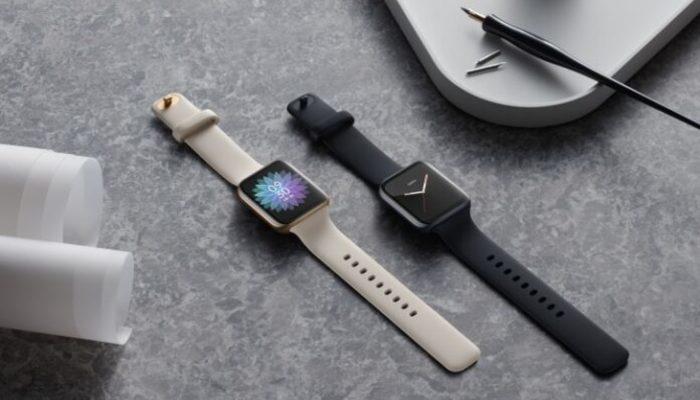 Oppo'nun akıllı saat modeli!