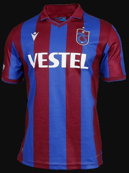 Trabzonspor'un yeniformaları!