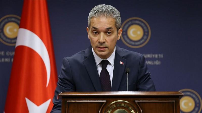 Türkiye AB'nin kararını düzeltmesini bekliyor