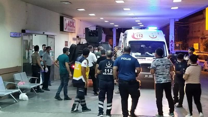 Adana'da silahlı saldırıda 3 kişi öldü