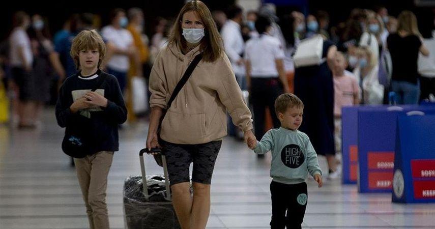 Antalya'dan koronavirüse rağmen 1 milyondan fazla turist geçti