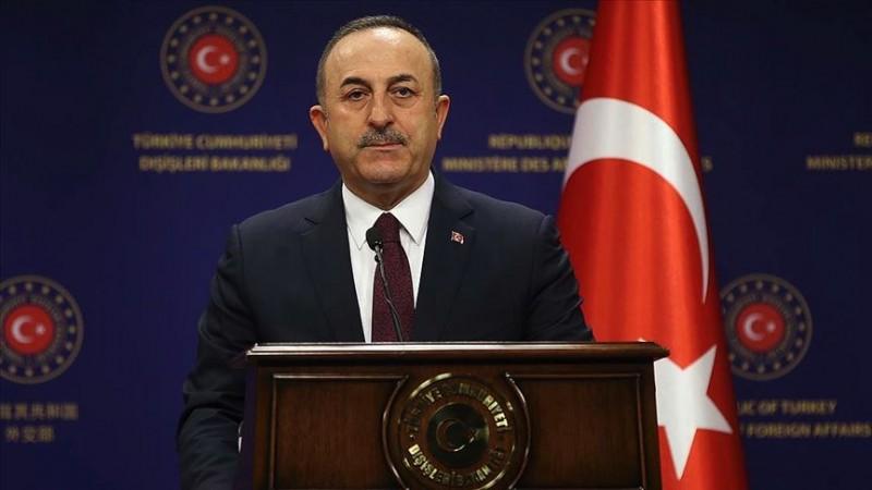 Bakan Çavuşoğlu'ndan Tarrant paylaşımı