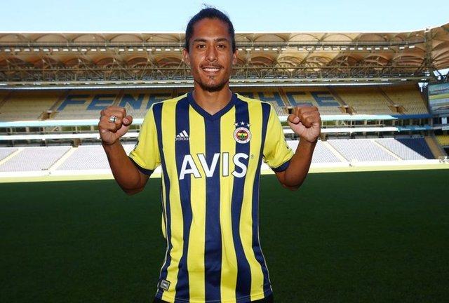 Eran Zahavi adım adım Fenerbahçe'ye