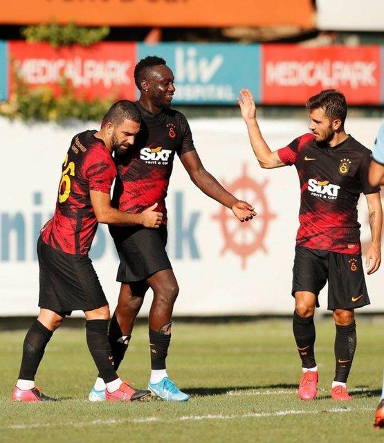 Galatasaray: 1 - İstanbulspor: 0 MAÇ SONUCU