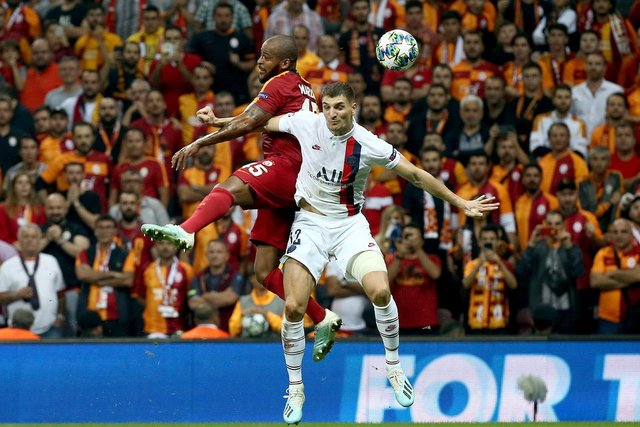 Galatasaray'a Marcao piyangosu