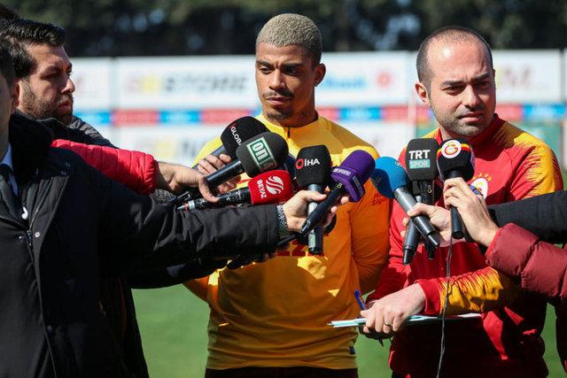 Galatasaray'da son dakika transfer gelişmeleri!