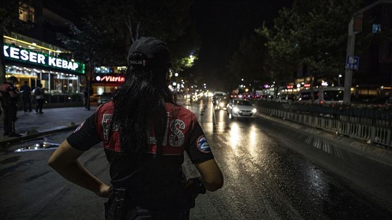 İçişleri: Aranan bin 281 kişi yakalandı