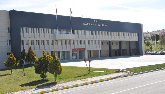 Karaman'da belirli alanlarda sigara içmek, dondurma ve kuruyemiş yemek yasaklandı