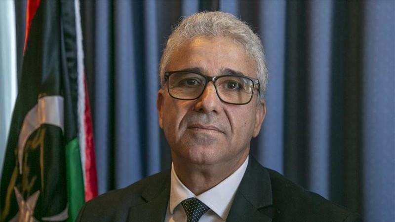 Libya İçişleri Bakanı Başağa görevden alındı