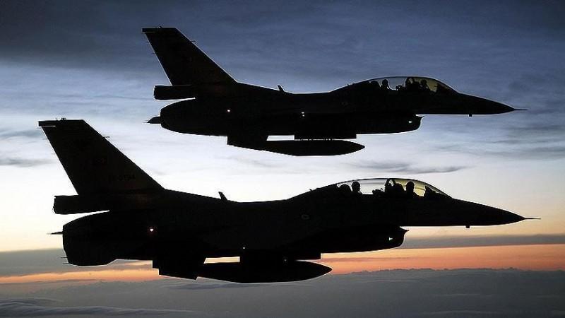 MSB: 6 Yunan F-16'sı uzaklaştırıldı