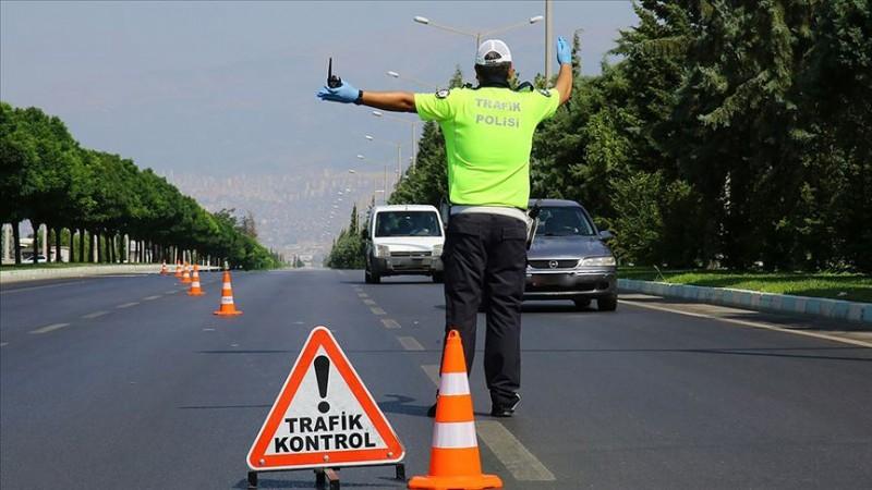 24 bin 201 sürücüye ceza