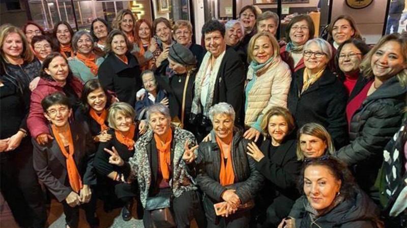 29 Ekim Kadınları Derneği kuruldu