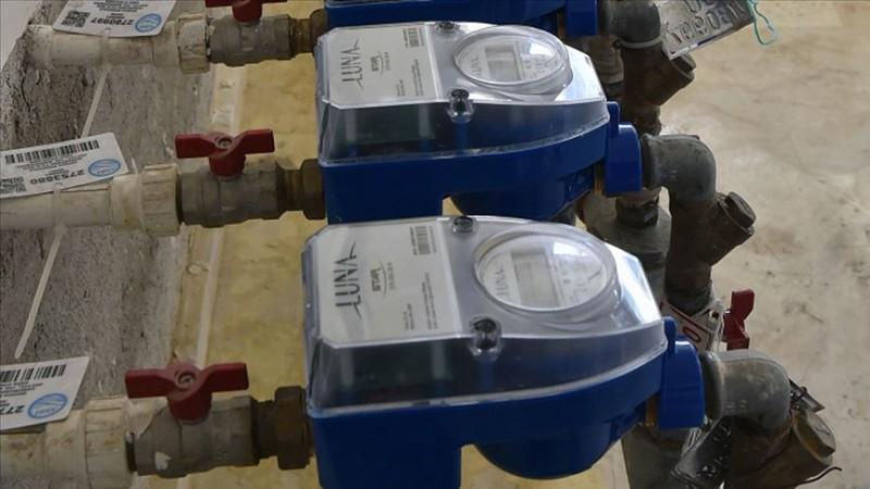 ABB'den su sayacı açıklaması