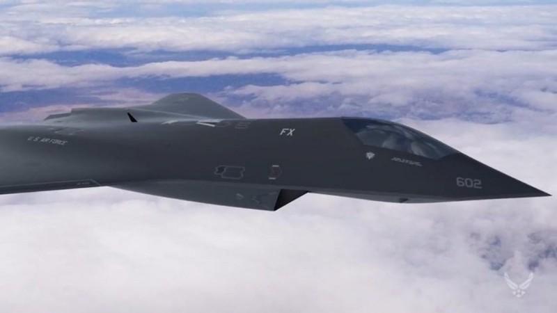 ABD'den yeni nesil uçak hamlesi