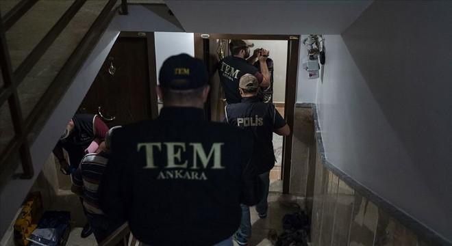 Ankara'da DEAŞ operasyonu: 16 gözaltı