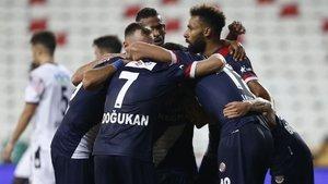 Ankaragücü: 1 - BB Erzurumspor: 2 (MAÇ SONUCU)