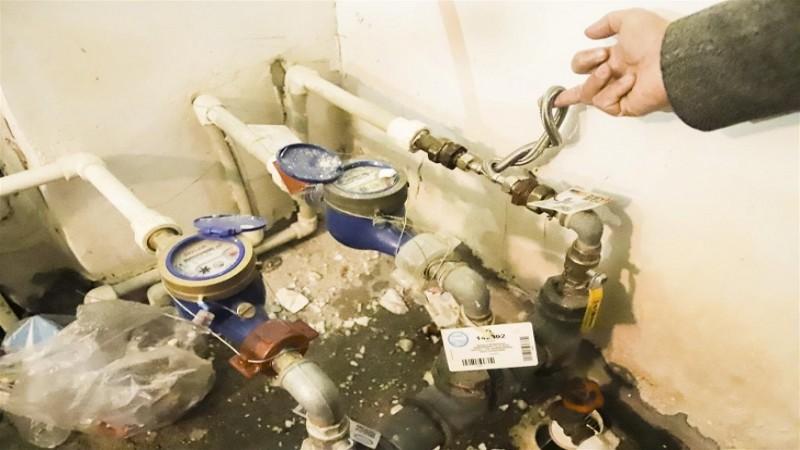 ASKİ'den 'kaçak su' mücadelesi