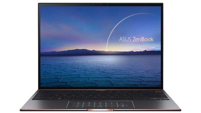 ASUS'un 3300 x 2200 Piksel Çözünürlüklü Yeni Dizüstü Bilgisayarı: ZenBook S