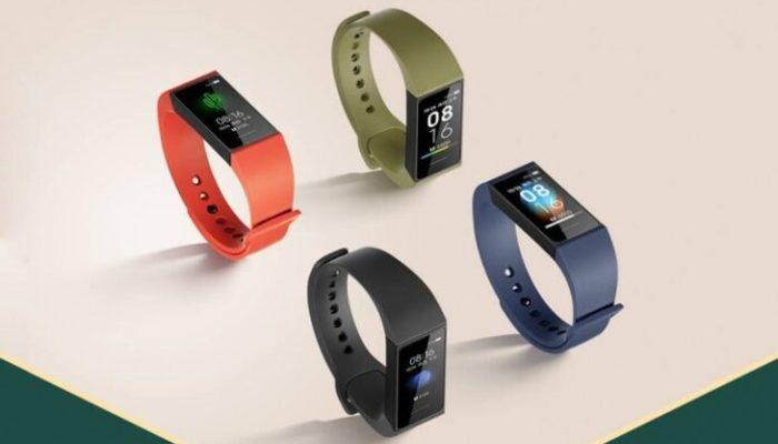 Bütçe dostu akıllı bileklik: Redmi Smart Band