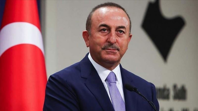 Çavuşoğlu: Fransa, Orta Doğu'nun liderliğine oynuyor