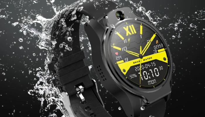 Çerçeve nedir bilmeyen akıllı saat: Rollme Hero!