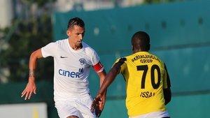 Demir Grup Sivasspor, Beşiktaş'ı 1-0 mağlup etti