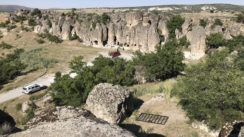 Doğa ve tarihi buluşturan mekan: Kilistra