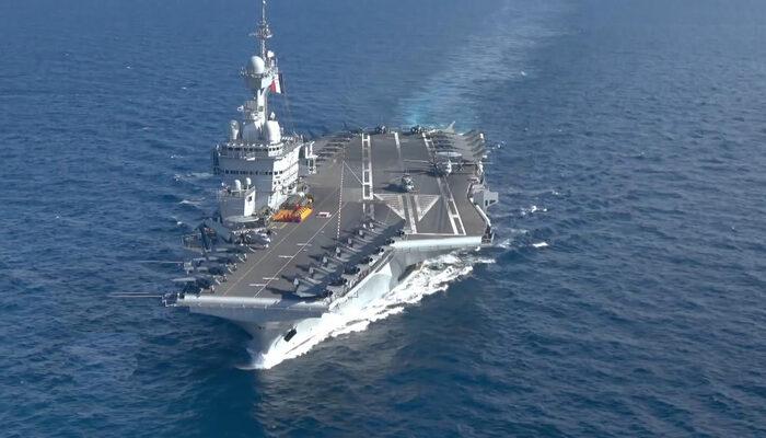 Fransa'dan gerilimi tırmandıracak hamle! Doğu Akdeniz'e doğru yola çıktı
