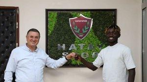 Galatasaray, Celil Yüksel'in Adanaspor'a transferini açıkladı