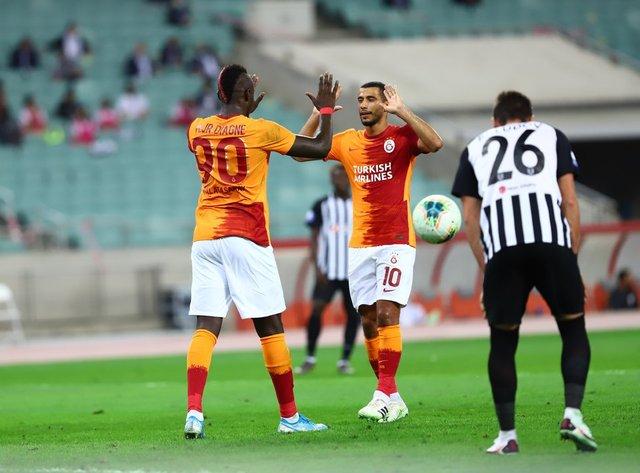 Galatasaray Hajduk Split maçı muhtemel 11'i