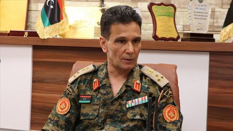 Hafter milisleri Sirte'ye girişi engelliyor