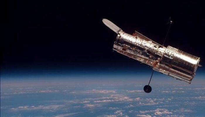Hubble Uzay Teleskobu göz alıcı süpernova dalgasını yakaladı!
