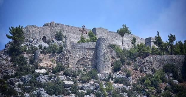 İmparatorlukların Sığınağı 'Softa Kalesi' Turizme Kazandırılıyor