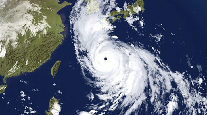 Japonya'da Haişen tayfunu: 8 milyondan fazla kişinin tahliyesi istendi