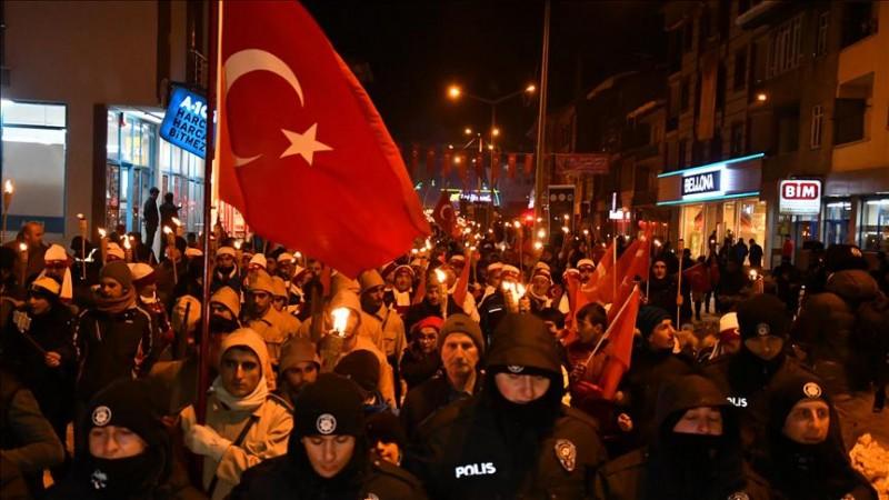 Kars'ta toplantı ve gösteri yürüyüşleri yasaklandı