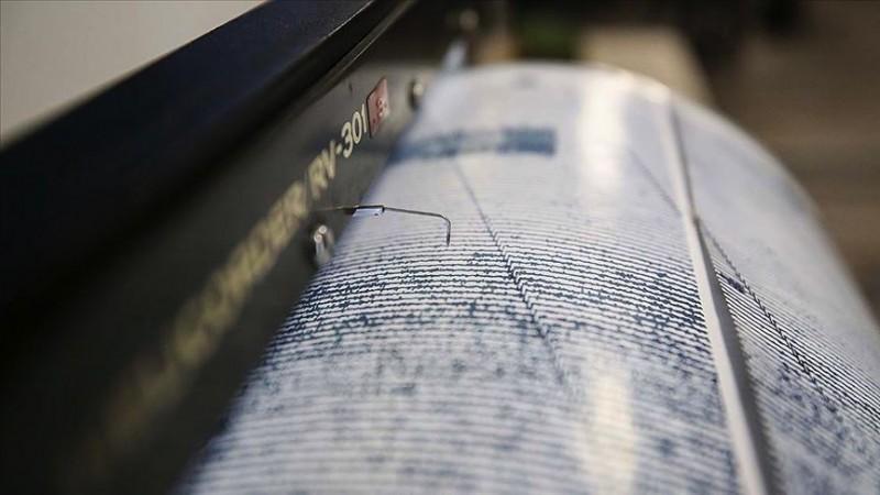 Konya'da 5 dakika arayla iki deprem