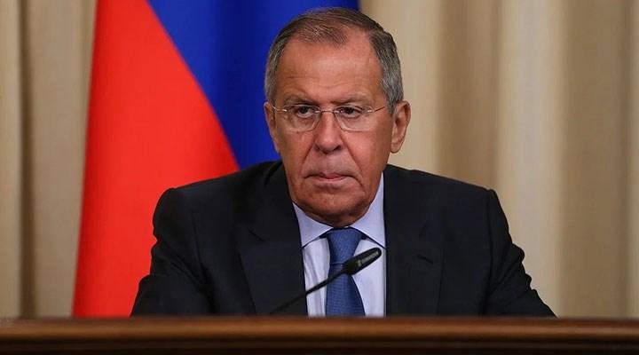 Lavrov, 2012'den sonra ilk kez Suriye'de