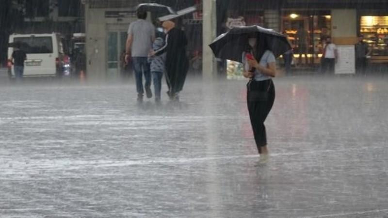 Meteorolojiden sağanak ve aşırı sıcak uyarısı