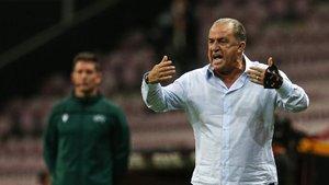 """Murat Şahin: """"Beklemediğimiz bir mağlubiyet aldık"""""""