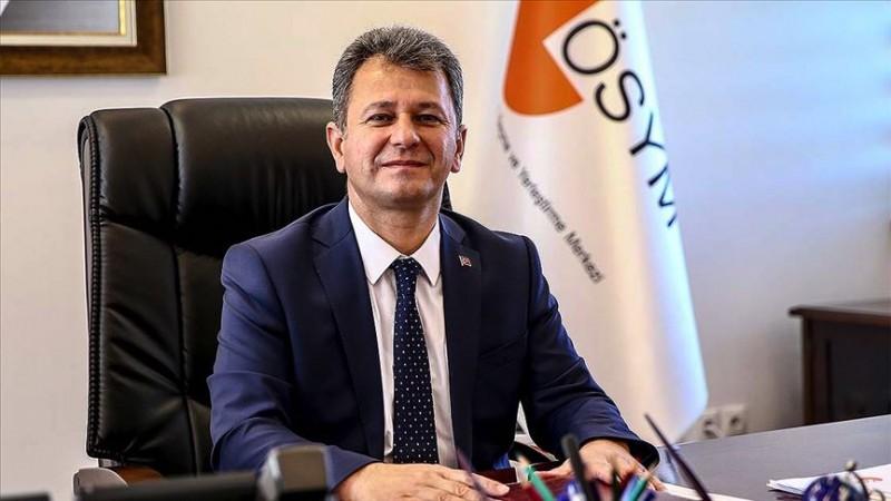 ÖSYM Başkanı Aygün'den sınavlara ilişkin açıklama