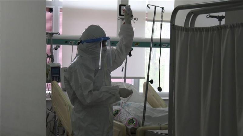 Son 24 saatte 65 can kaybı, bin 391 yeni hasta sayısı